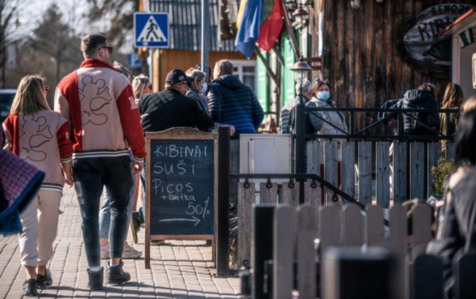 Svarbiausi penktadienio įvykiai Lietuvoje ir pasaulyje