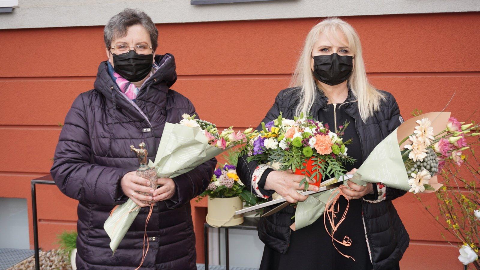 Tarptautinę kultūros dieną apdovanoti Ukmergės krašto kūrėjai