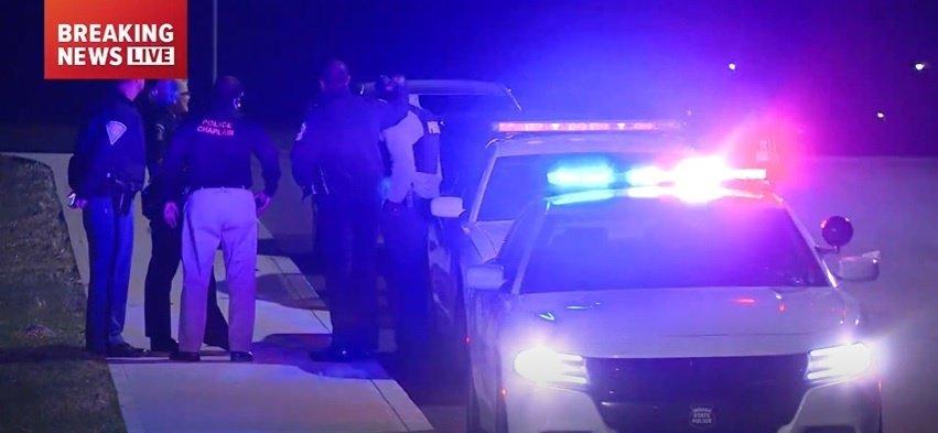 Indianapolyje pašauta daug žmonių, užpuolikas žuvo (vaizdo įrašas)
