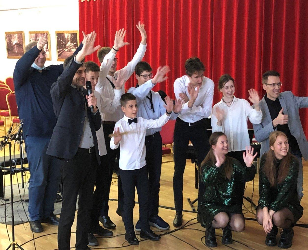 Birštono meno mokykla sėkmingai dirba ir pasikeitusiomis sąlygomis