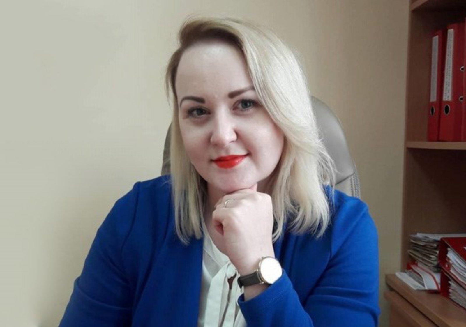 Tauragės rajono savivaldybėje darbą pradeda naujoji administracijos direktorė