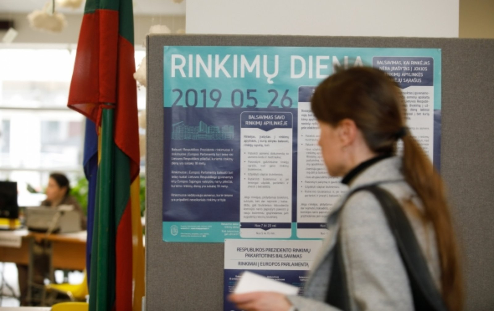 Konstitucinis Teismas: tiesioginiai merų rinkimai prieštarauja Konstitucijai
