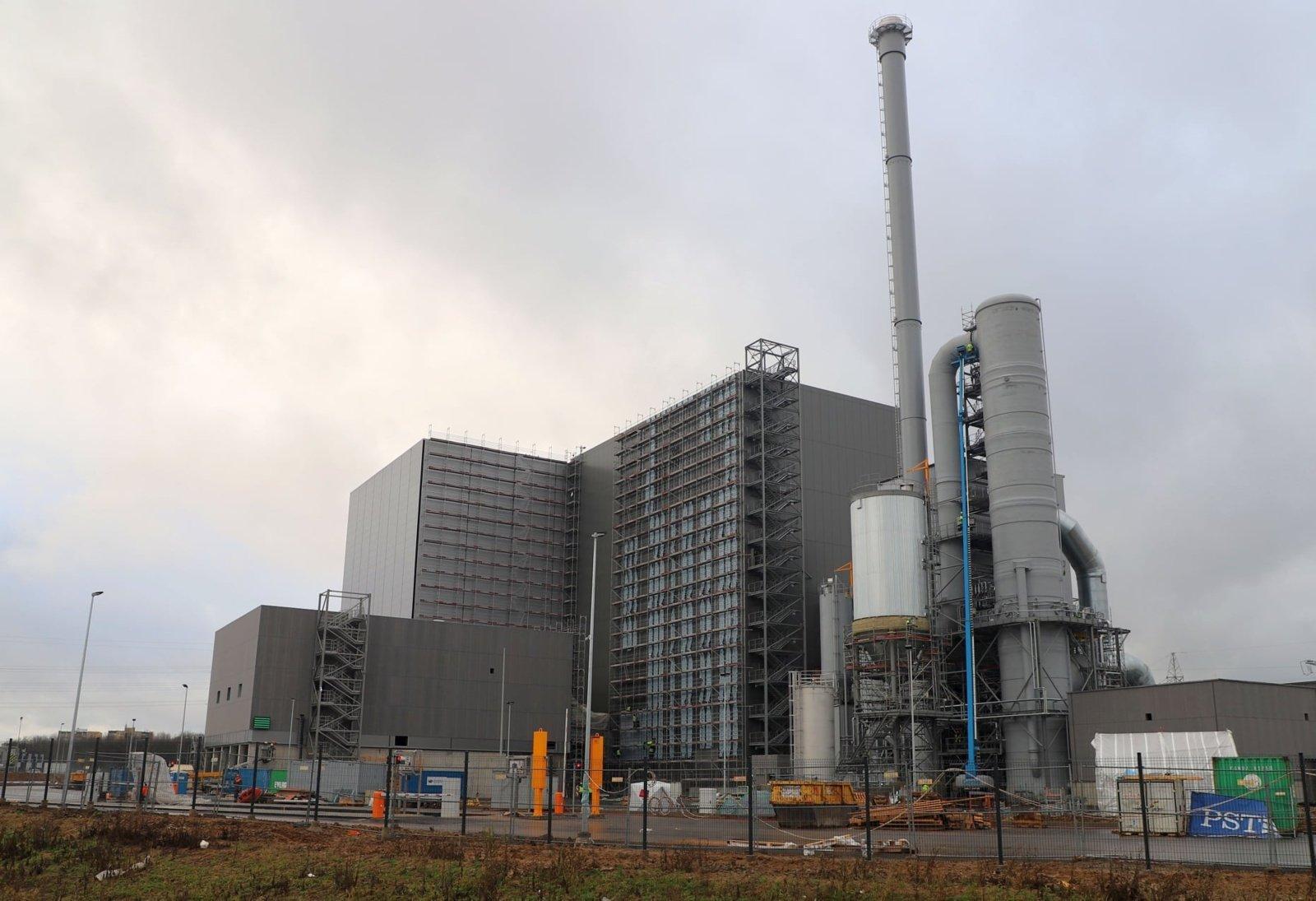 Kauno rajono savivaldybė nepritaria, kad Kauno kogeneracinė jėgainė degintų daugiau atliekų