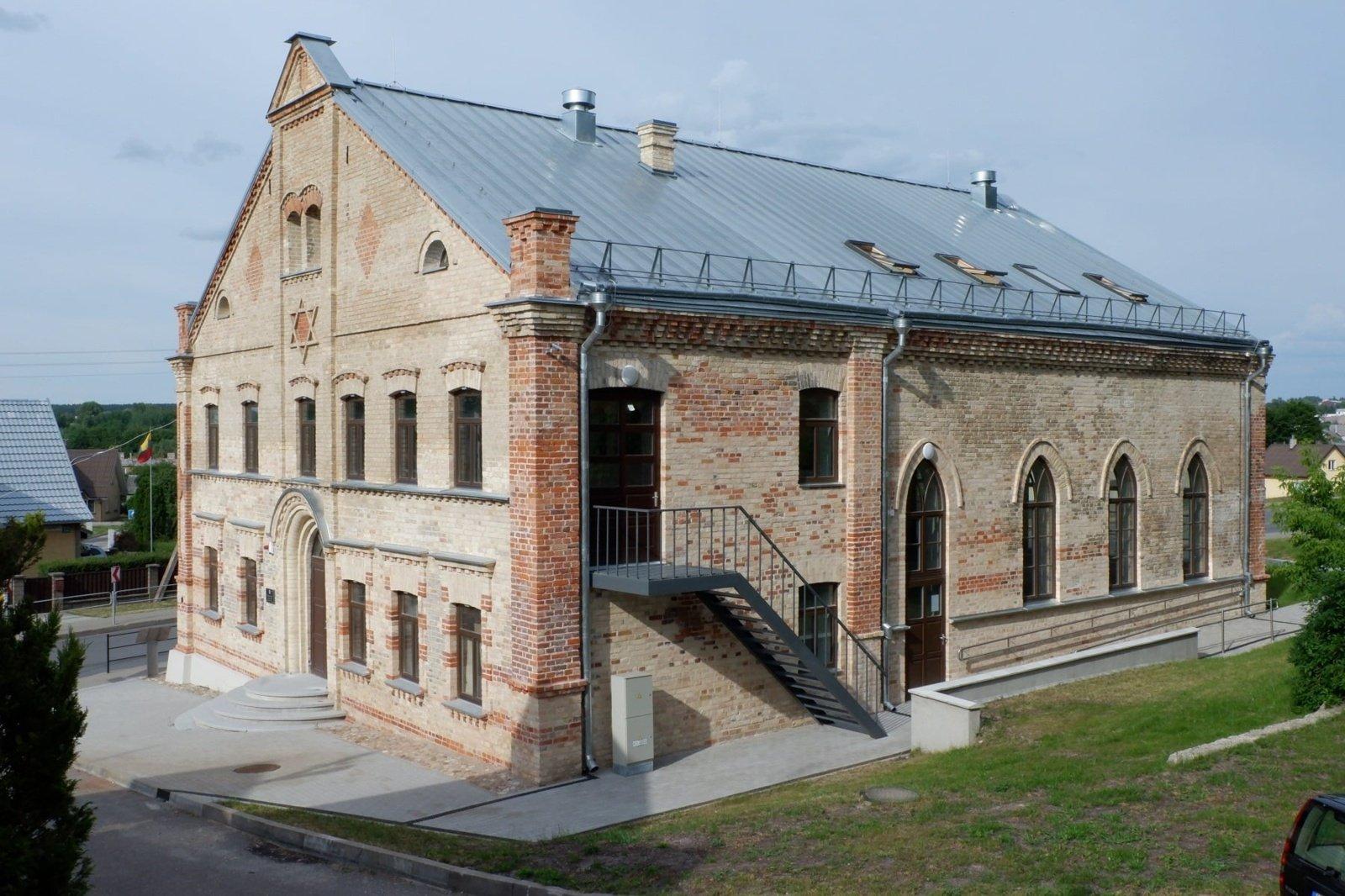 Atgimė Alytaus sinagoga