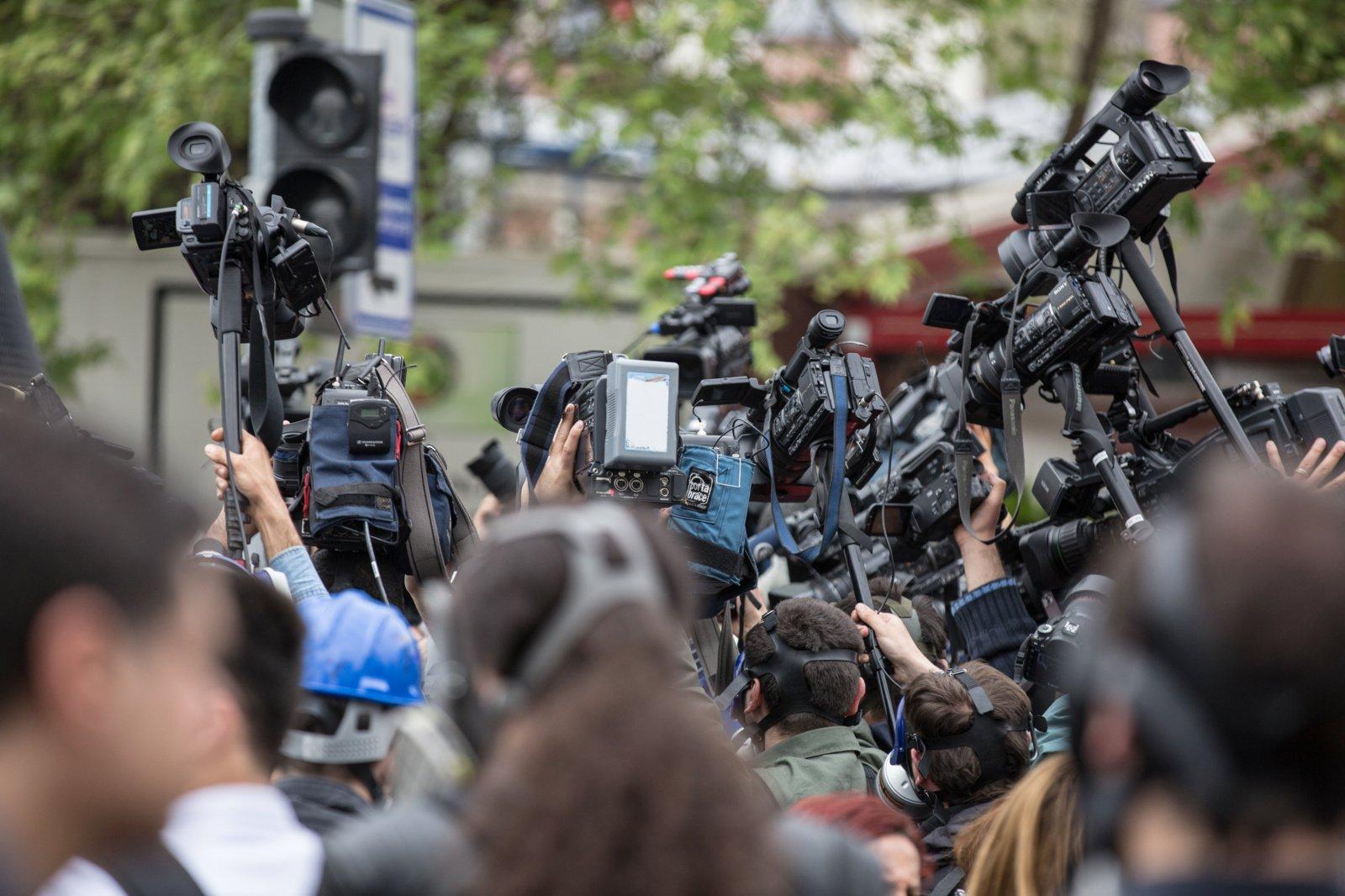 RSF: naudojantis pandemija varžoma žiniasklaidos laisvė