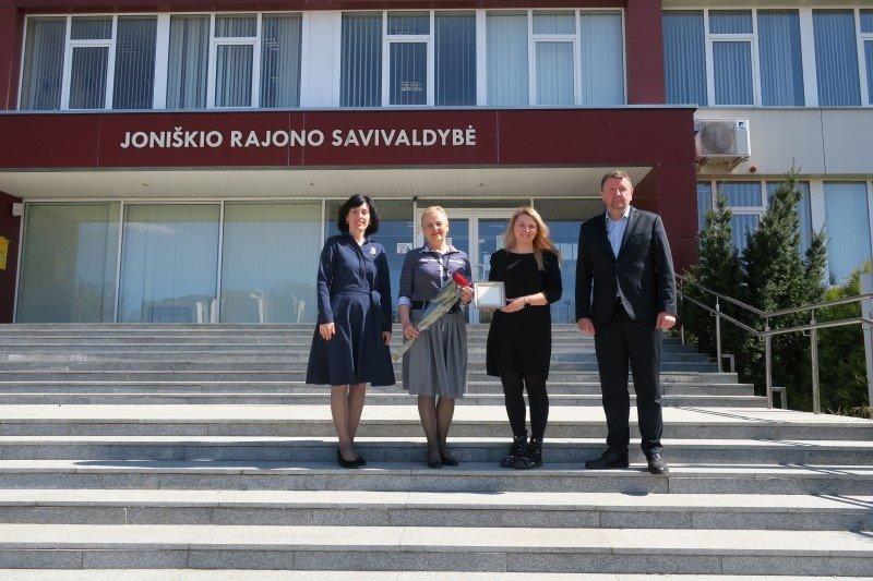 Tarnybą palieka ilgametė Švietimo, kultūros ir sporto skyriaus vyriausioji specialistė Zinaida Kavaliauskienė