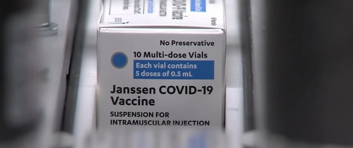"""Lietuva pradeda naudoti """"Johnson & Johnson"""" vakciną"""