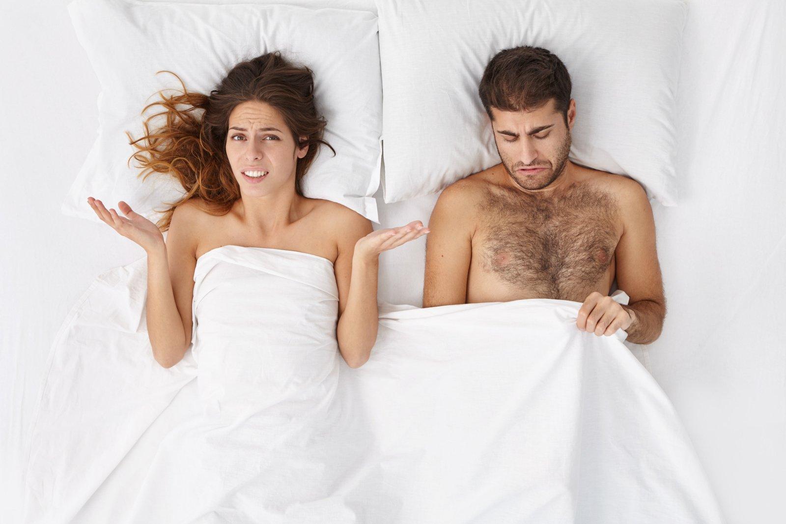 Mokslininkai teigia, kad COVID-19 vyrams gali sukelti erekcijos problemų