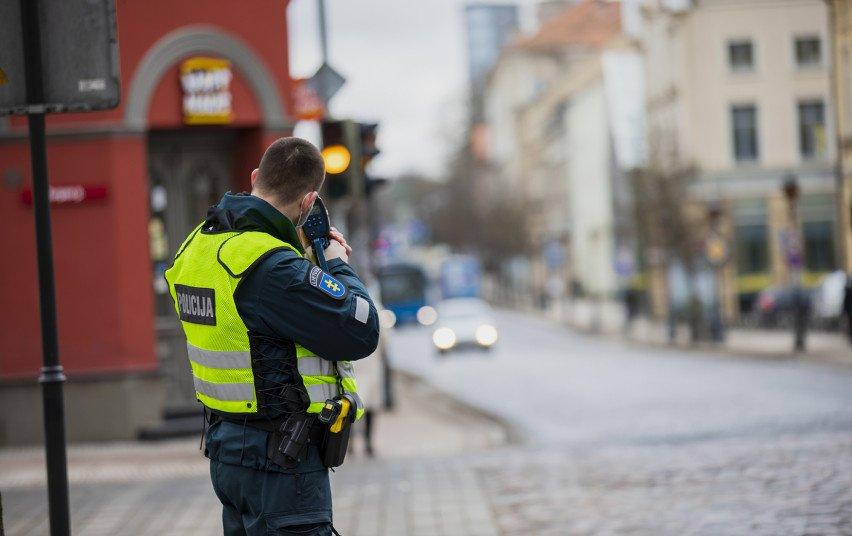 Klaipėdos apskrities keliuose – sustiprinta greičio viršijimo kontrolė