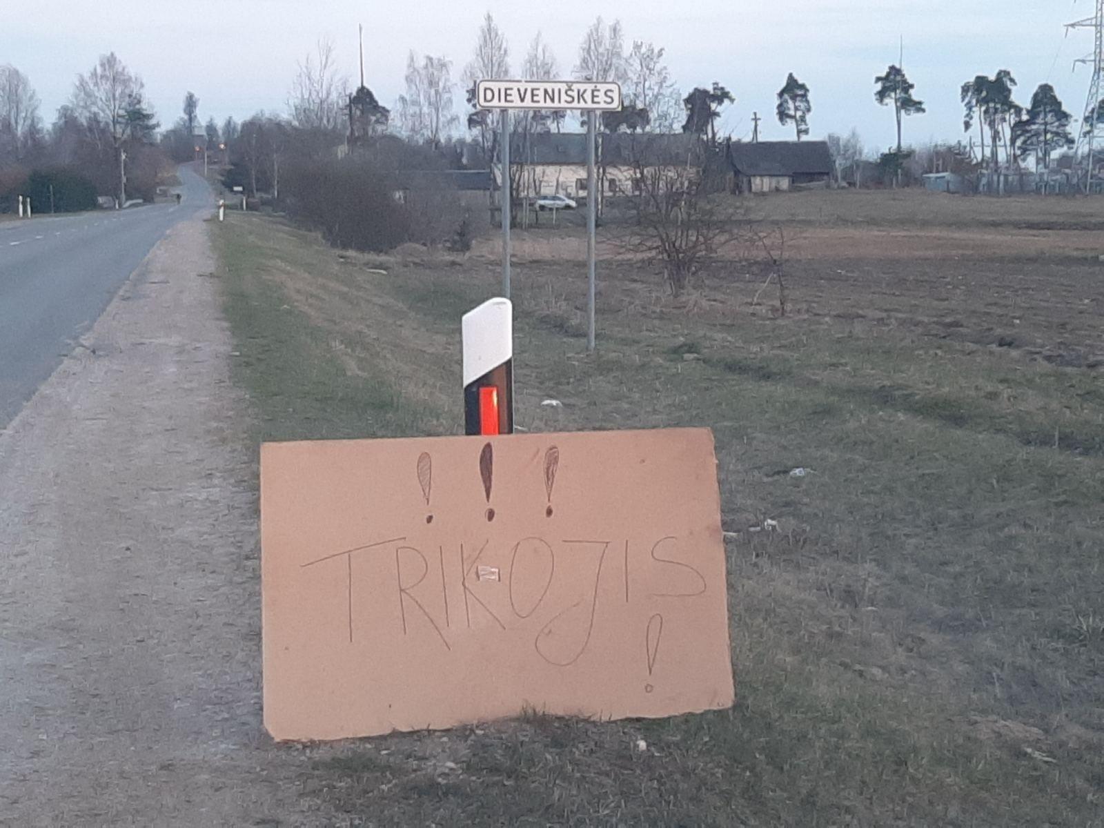 Šalčininkų rajono keliuose greičio mėgėjų nemažėja