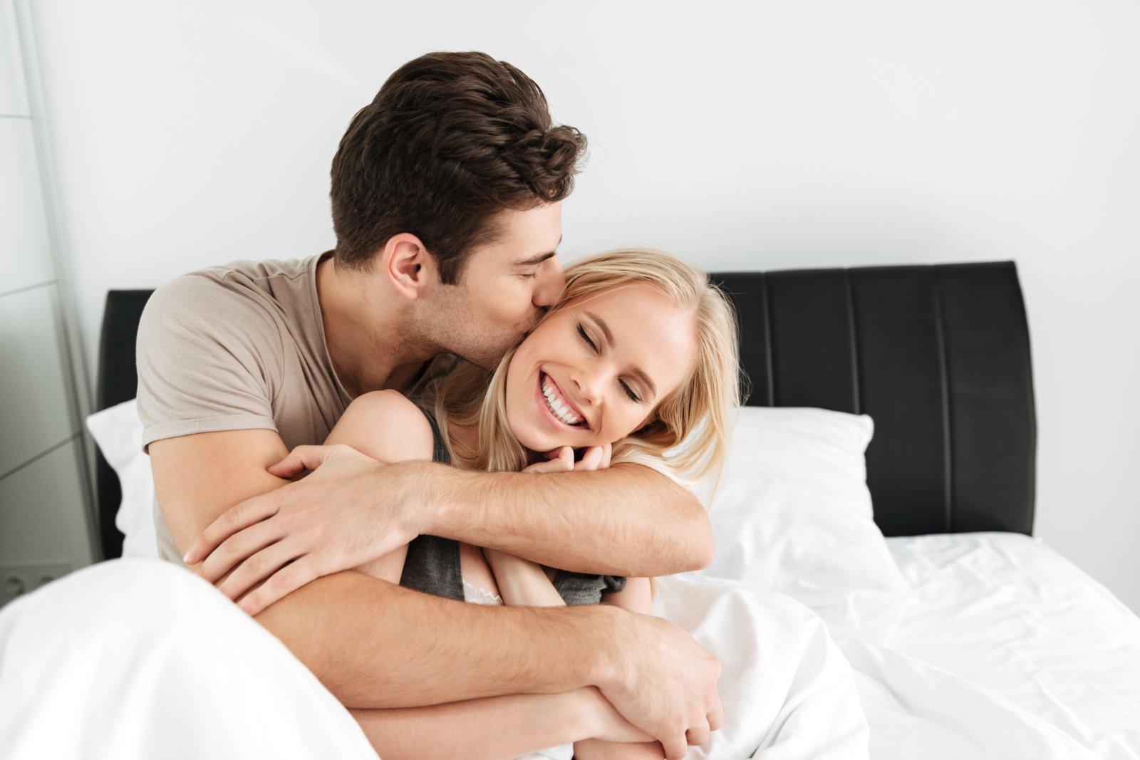 6 ženklai, kad vyras jumis domisi