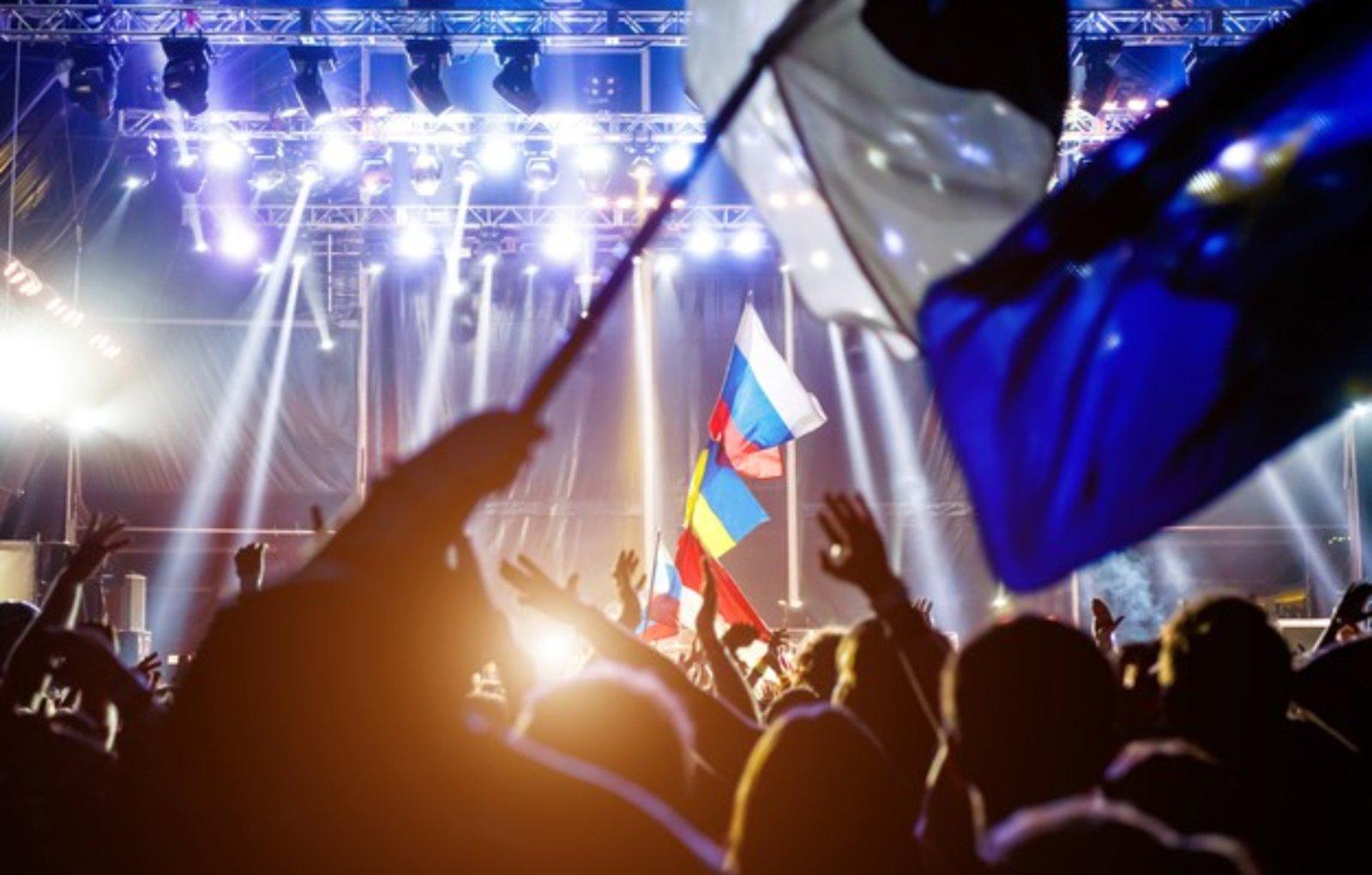 """2021-ųjų """"Euroviziją"""" Roterdamo arenoje stebės iki 3,5 tūkst. žiūrovų"""