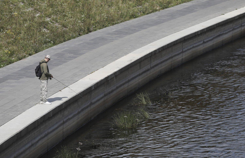 Tyrimas: dauguma Lietuvos gyventojų atsakomybę už vandens telkinių švarą linkę perleisti nuotekų valymo bendrovėms
