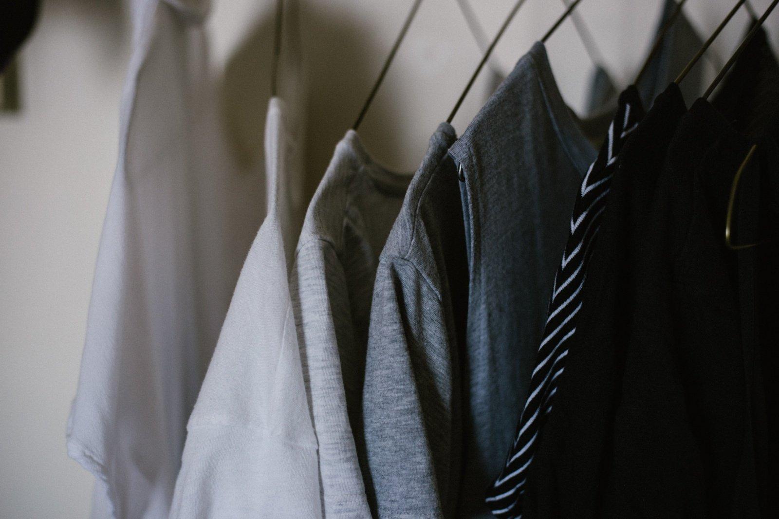 Kodėl neturime kuo apsirengti arba 8 spintos klaidos