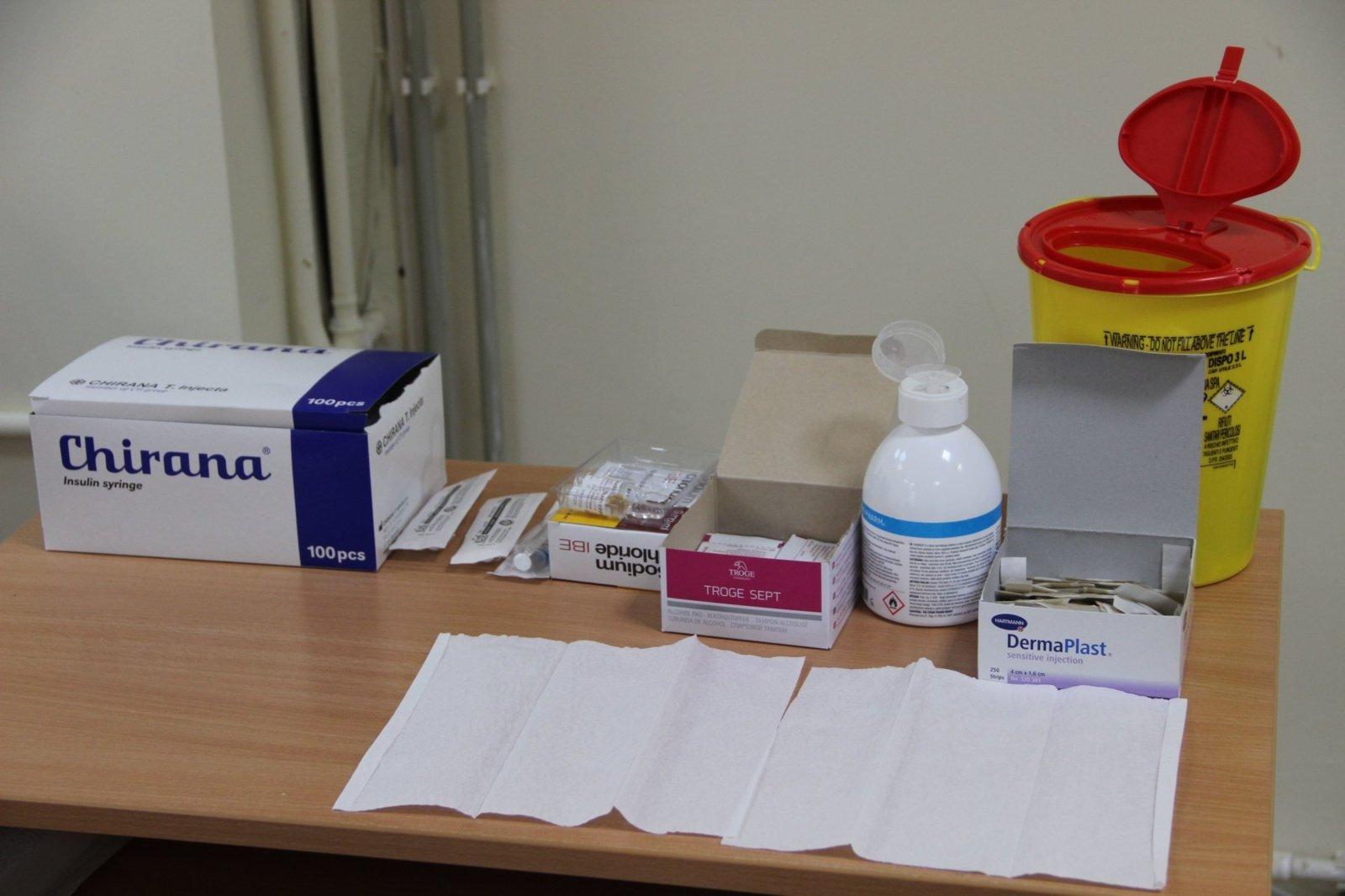 COVID-19 Kėdainių rajone: gautos dviejų rūšių vakcinos