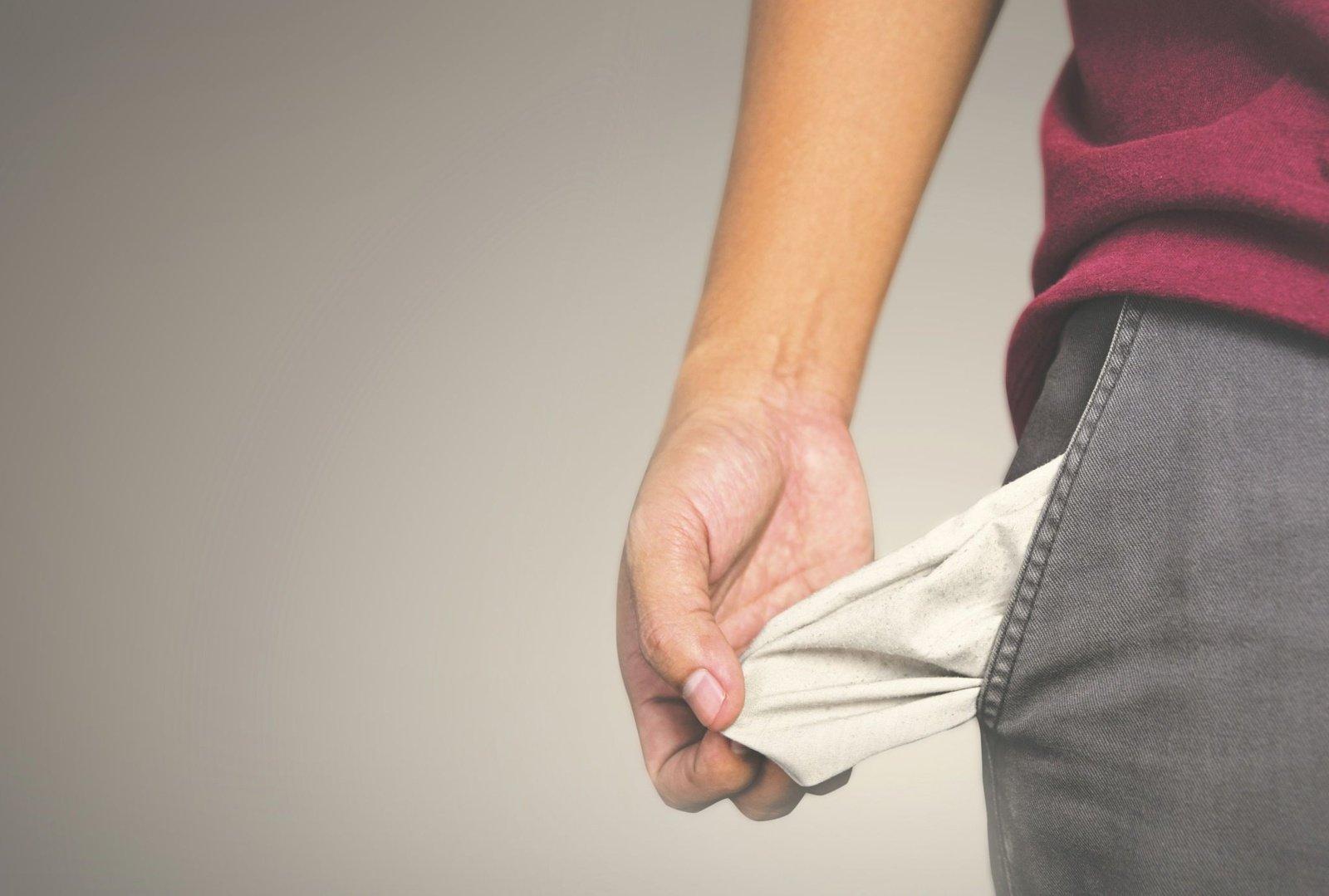 5 patarimai, kaip išvengti skolų