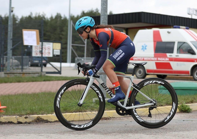 Ignaliniečiai dalyvavo Lietuvos jaunučių ir jaunių dviračių sporto pavasario pirmenybėse
