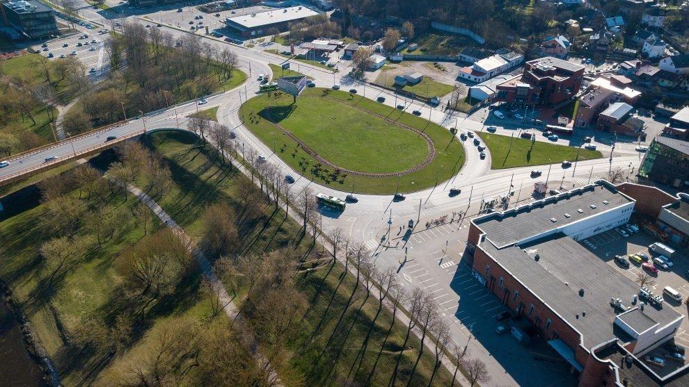 Kaunas kviečia menininkus puošti miesto žiedines sankryžas