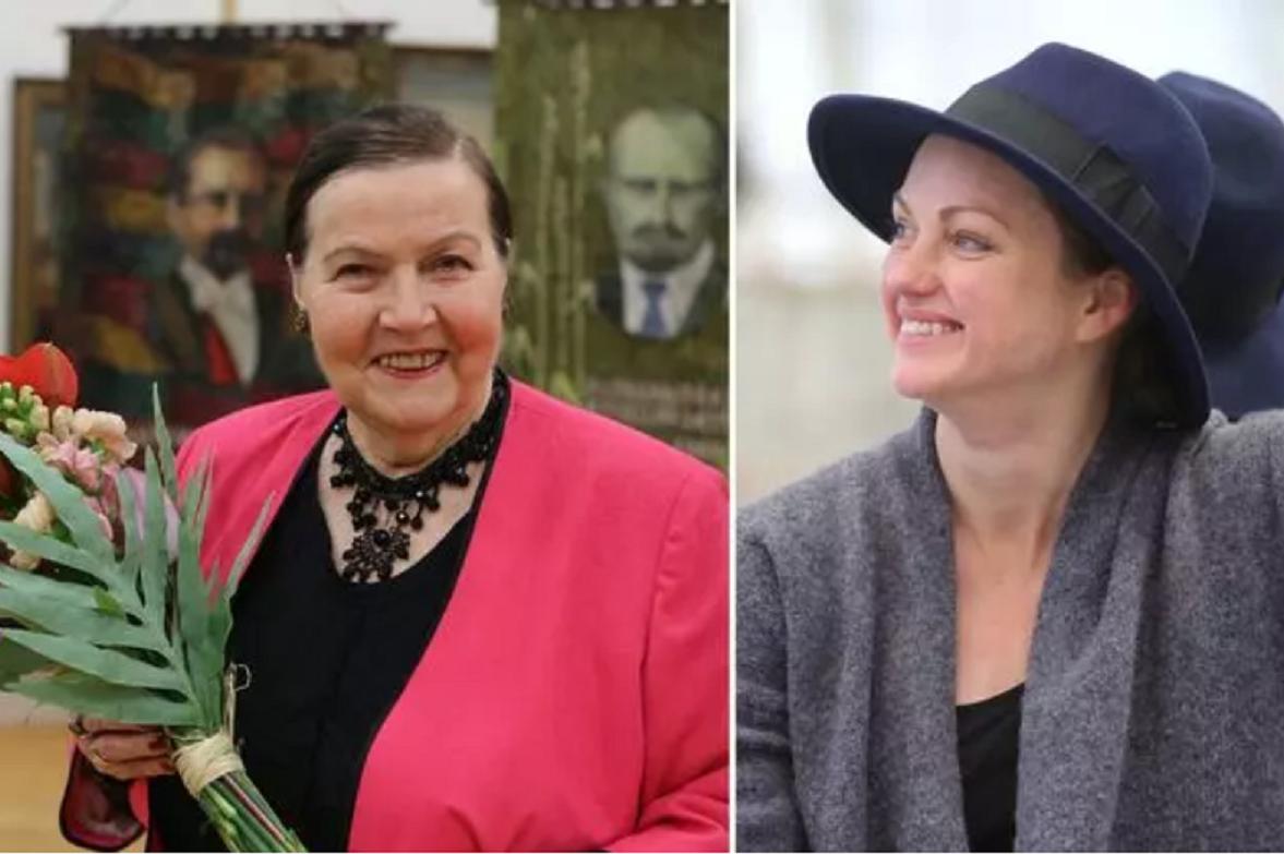 Išrinktos 2021 metų Klaipėdos kultūros magistrės – dailininkė S. Kanaverskytė ir šokio pedagogė A. Šeiko