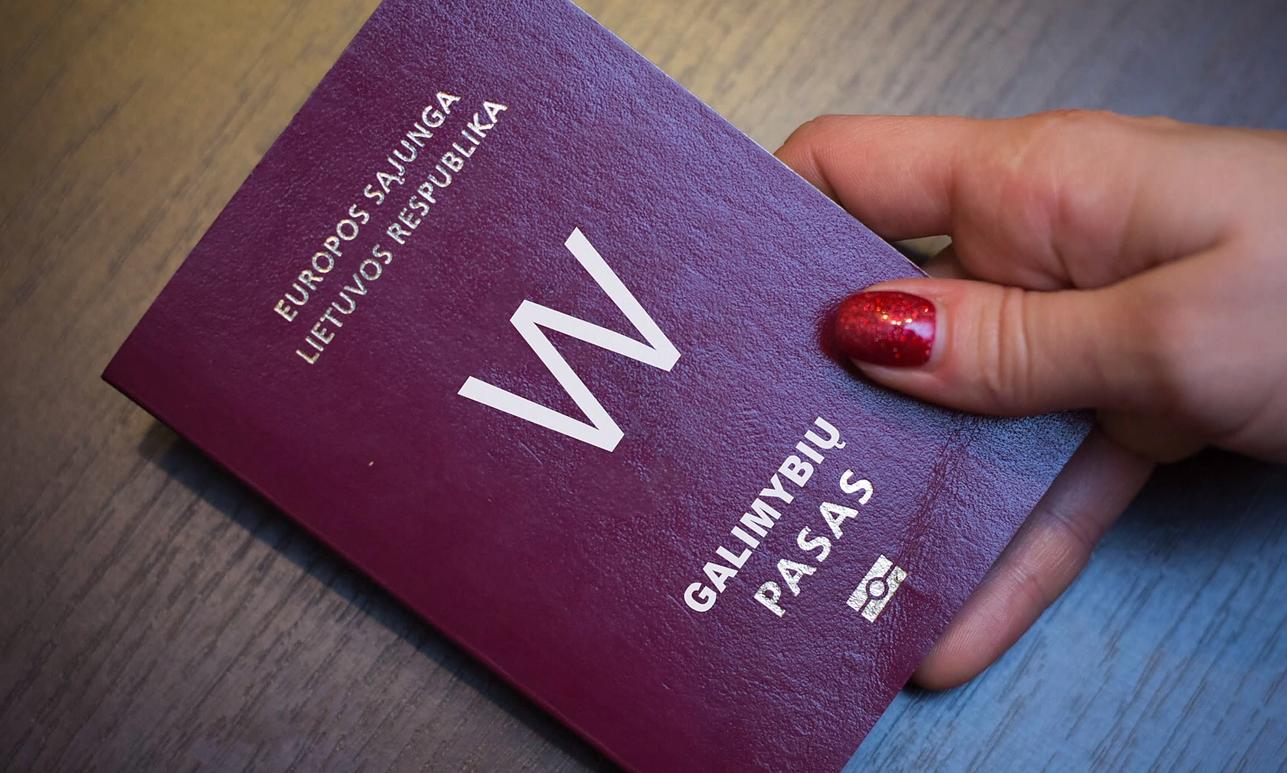 Vyriausybė tvirtins galimybių paso naudojimą