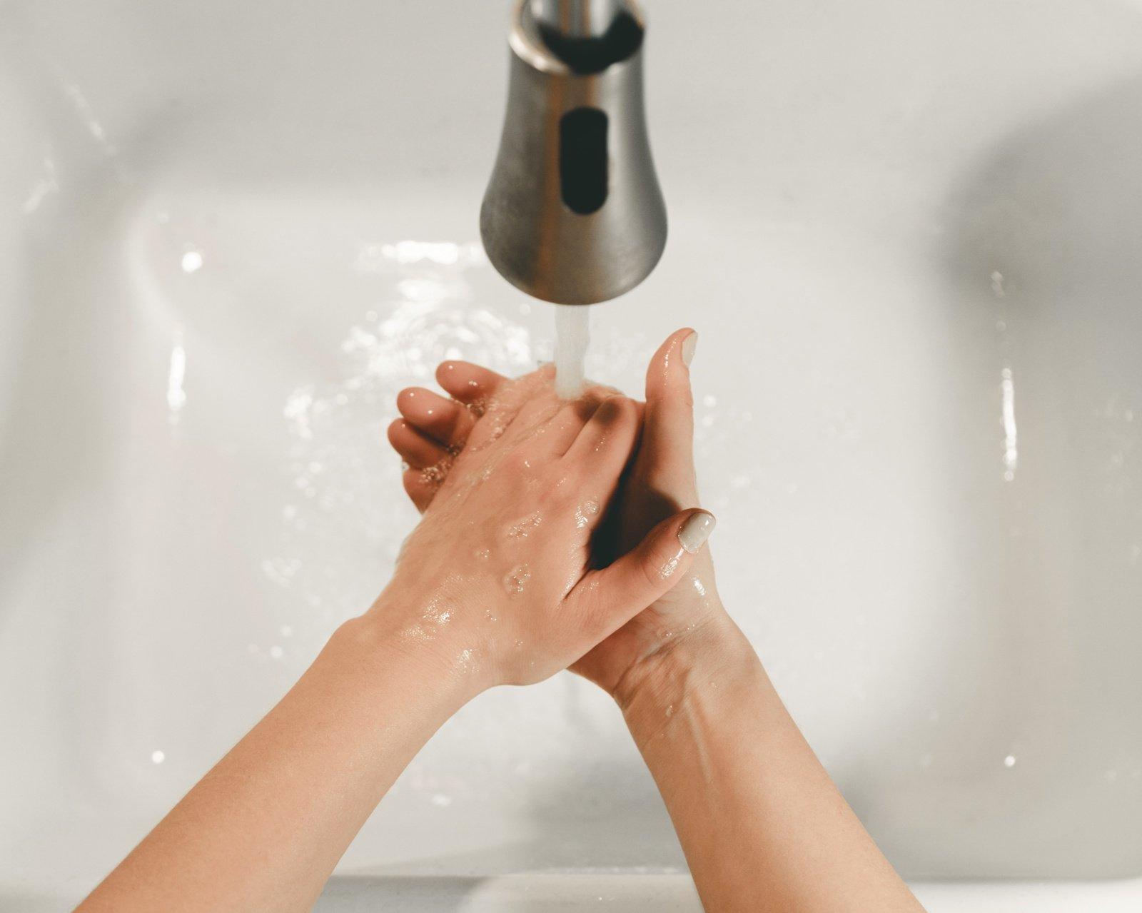 """Gegužės 5-oji – Pasaulinė rankų higienos diena: """"sekundės gelbsti gyvybes – plauk rankas!"""""""