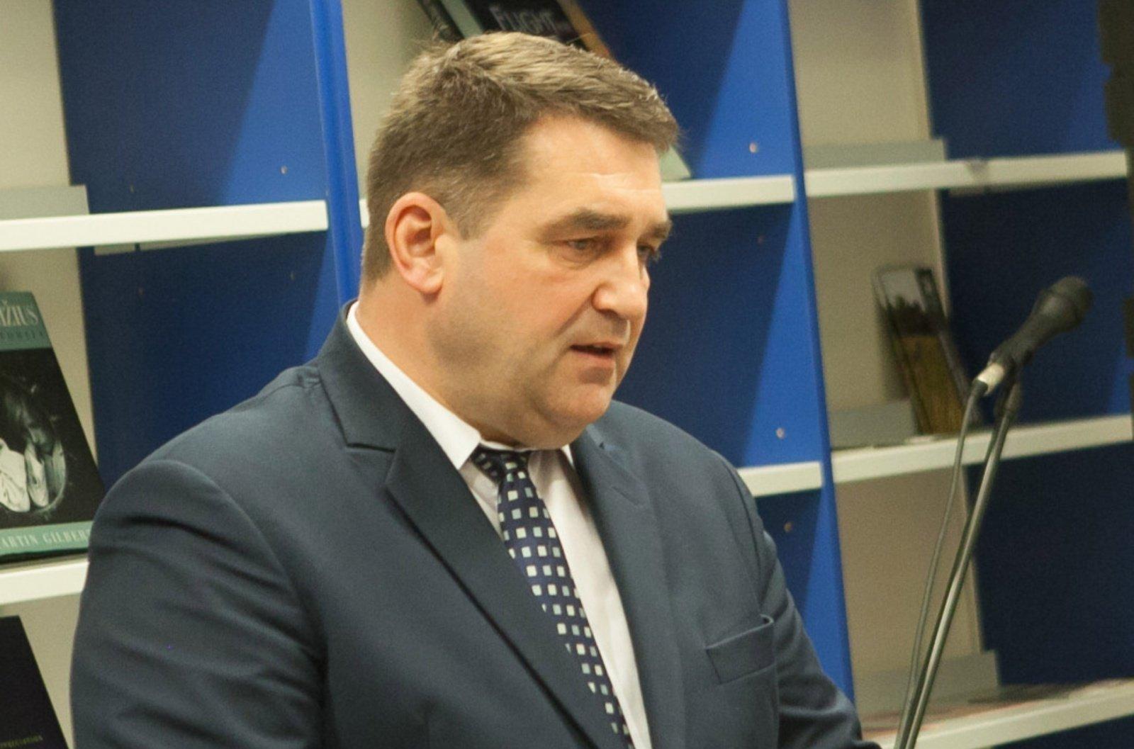 Teismas atvertė Kupiškio mero D. Bardausko bylą dėl kyšininkavimo ir prekybos poveikiu