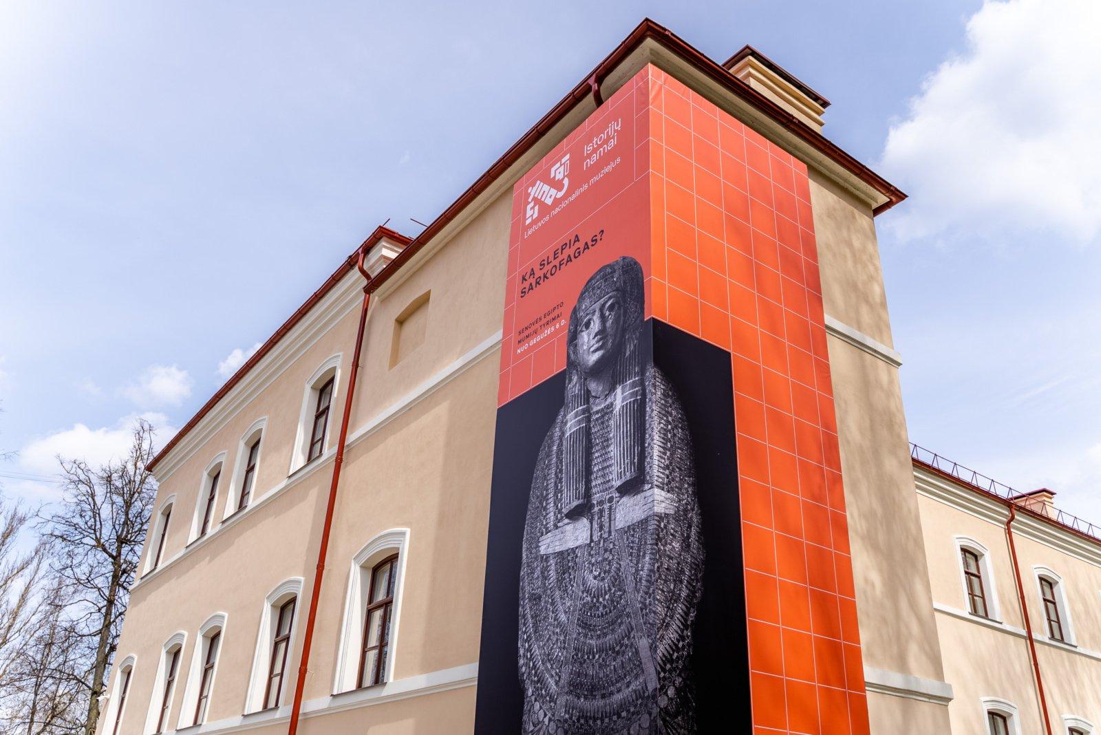 Dviem parodomis lankytojams Vilniuje atsiveria Istorijų namai