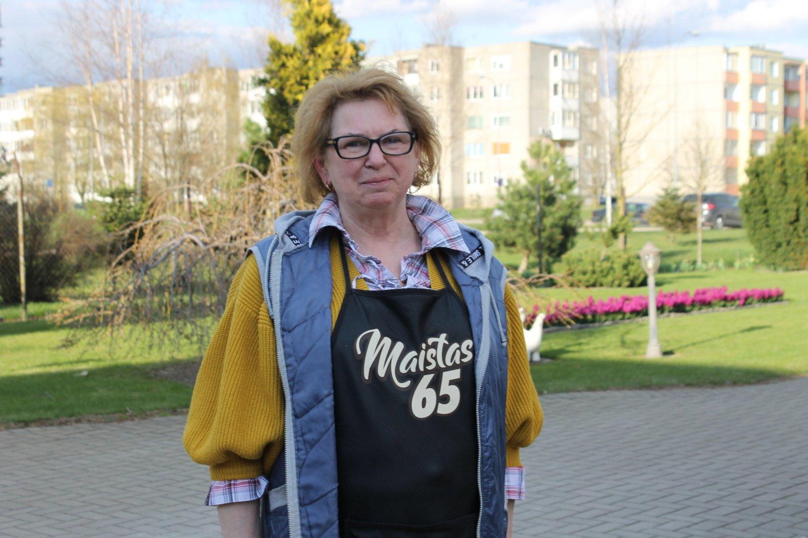 Kėdainietė Irena Pečiulienė ilgisi kitokio gyvenimo ir laukia antros skiepo dozės