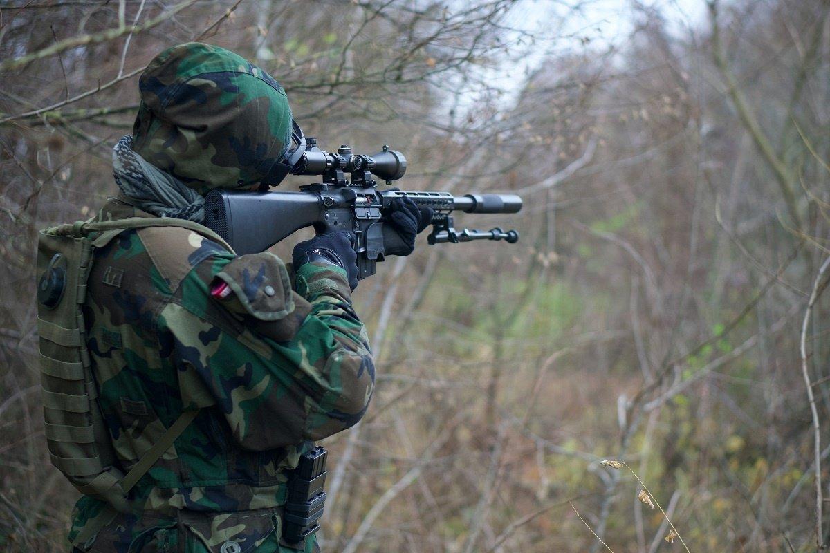 Raseinių rajone vyks kariuomenės pratybos