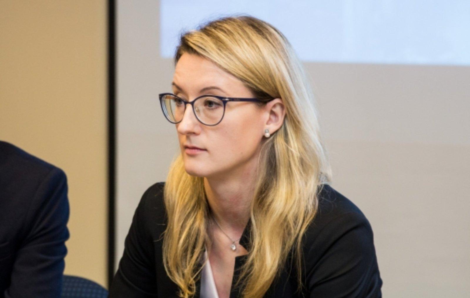 Socialinės apsaugos ir darbo viceministrė J. Jakštienė dirba nuotoliniu būdu iš Ispanijos