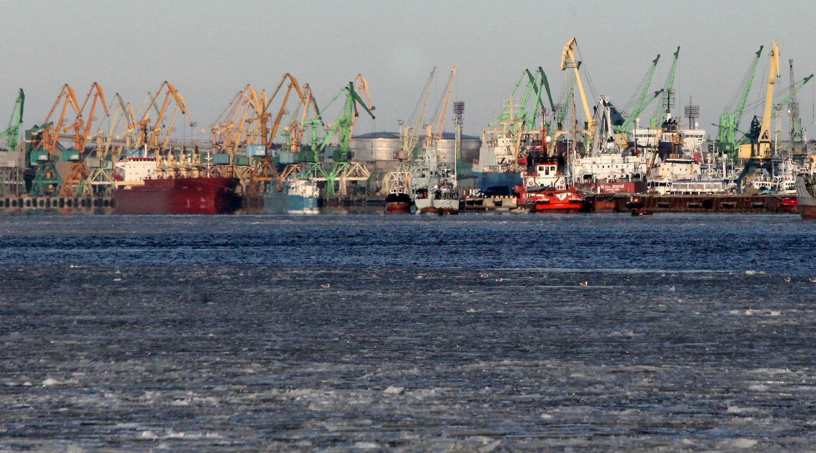 Po pratybų NATO priešmininių laivų grupė prisišvartuos Klaipėdoje