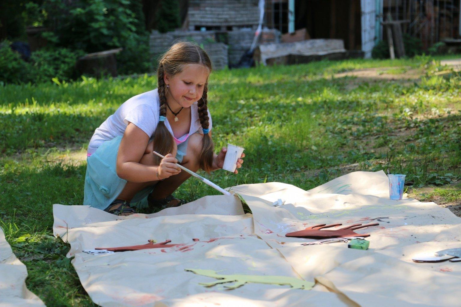 Vaikų stovyklos karantininę vasarą: kokio užimtumo atžaloms gali tikėtis alytiškiai?