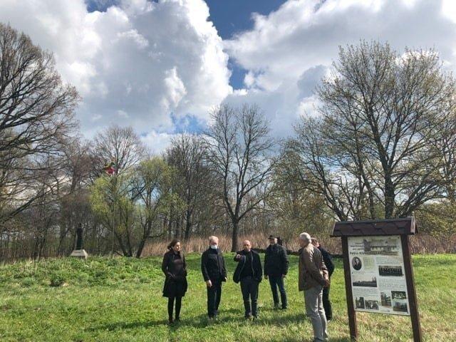 Paveldosaugininkai su Kalvarijos meru aptarė paveldo objektų restauravimą ir aktualizavimą