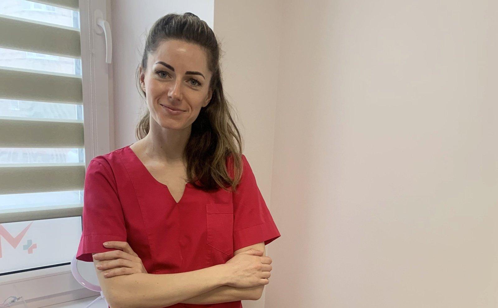 Jauniausia rajono sveikatos priežiūros įstaigos vadovė dirba Eržvilke
