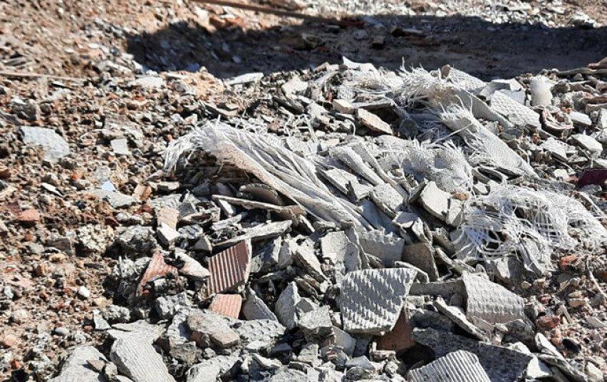 Vilniuje statybvietėje rastas asbestas padarė apie 30 mln. eurų žalos gamtai