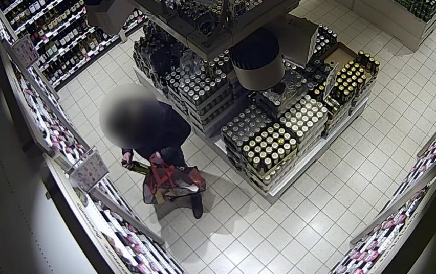 Viskio maniakas bausmės neišvengs: nusikaltėlį išdavė vaizdo kameros