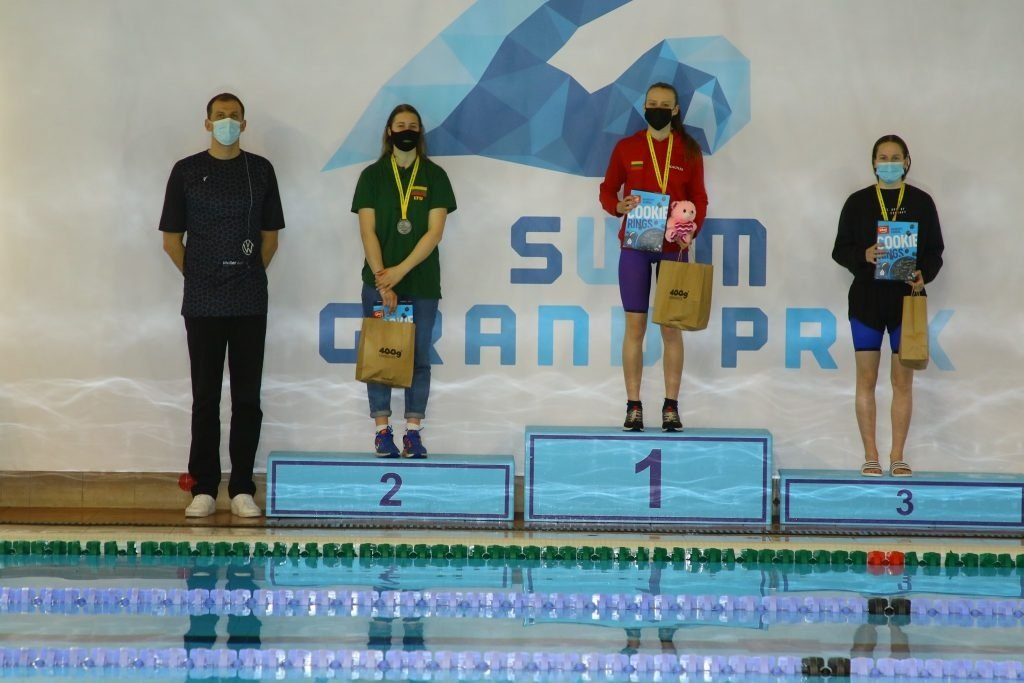Alytuje – Anykščių plaukikų medaliai