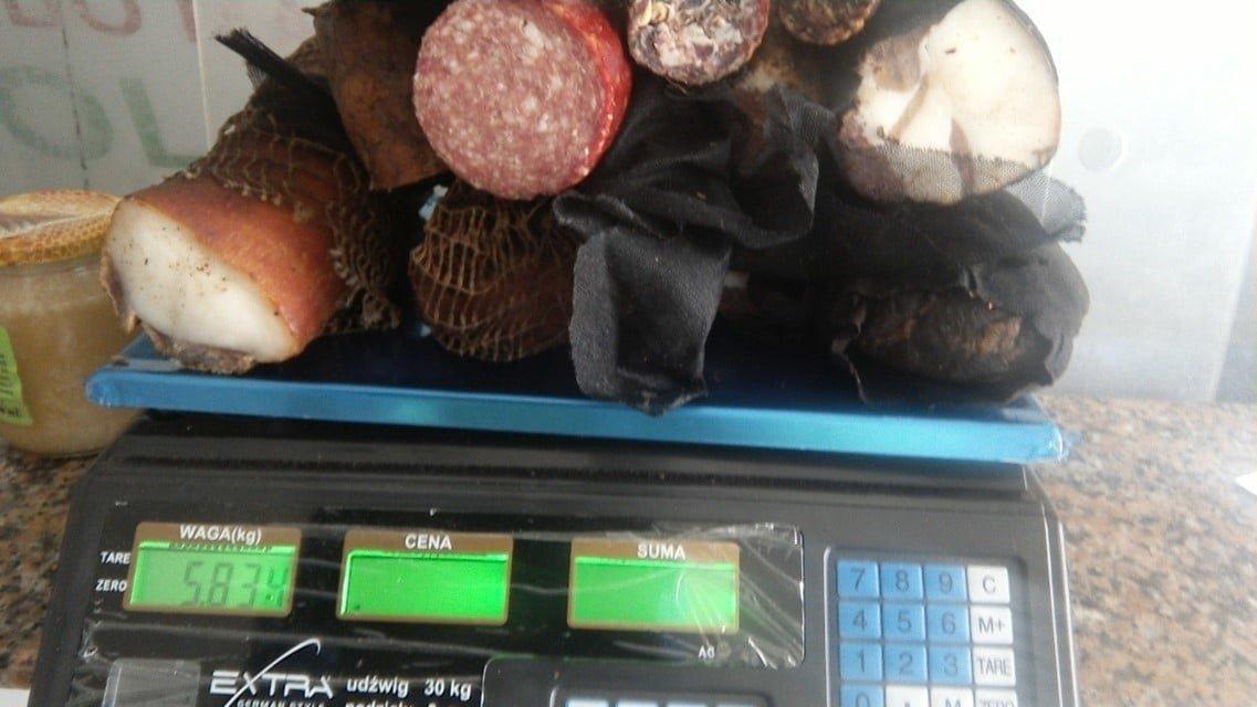 Jurbarko rajone nelegalaus mėsos gamintojo patalpose – antisanitarinės sąlygos