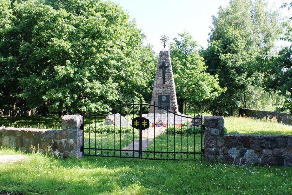 Į Kultūros vertybių registrą įrašyti Lietuvos partizanų užkasimo vieta ir kapai, esantys Jiezne