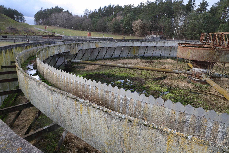 Rekonstruota Vilniaus nuotekų valykla sulaikys ir 0,05 milimetro dydžio daleles