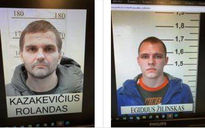 Iš Pravieniškių pataisos namų pabėgusių nuteistųjų vis dar ieškoma