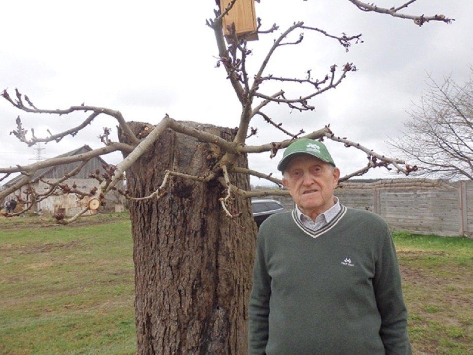 Devyniasdešimtmetis iš Kiškėnų nenorėjo išdraskyti dešimtmečius kurto ūkio