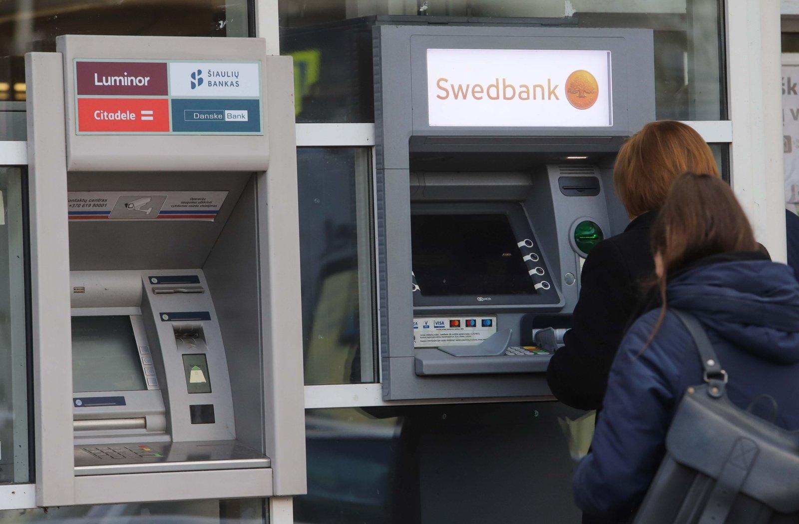 Iki kitų metų vidurio bankomatų skaičius šalyje turėtų padvigubėti