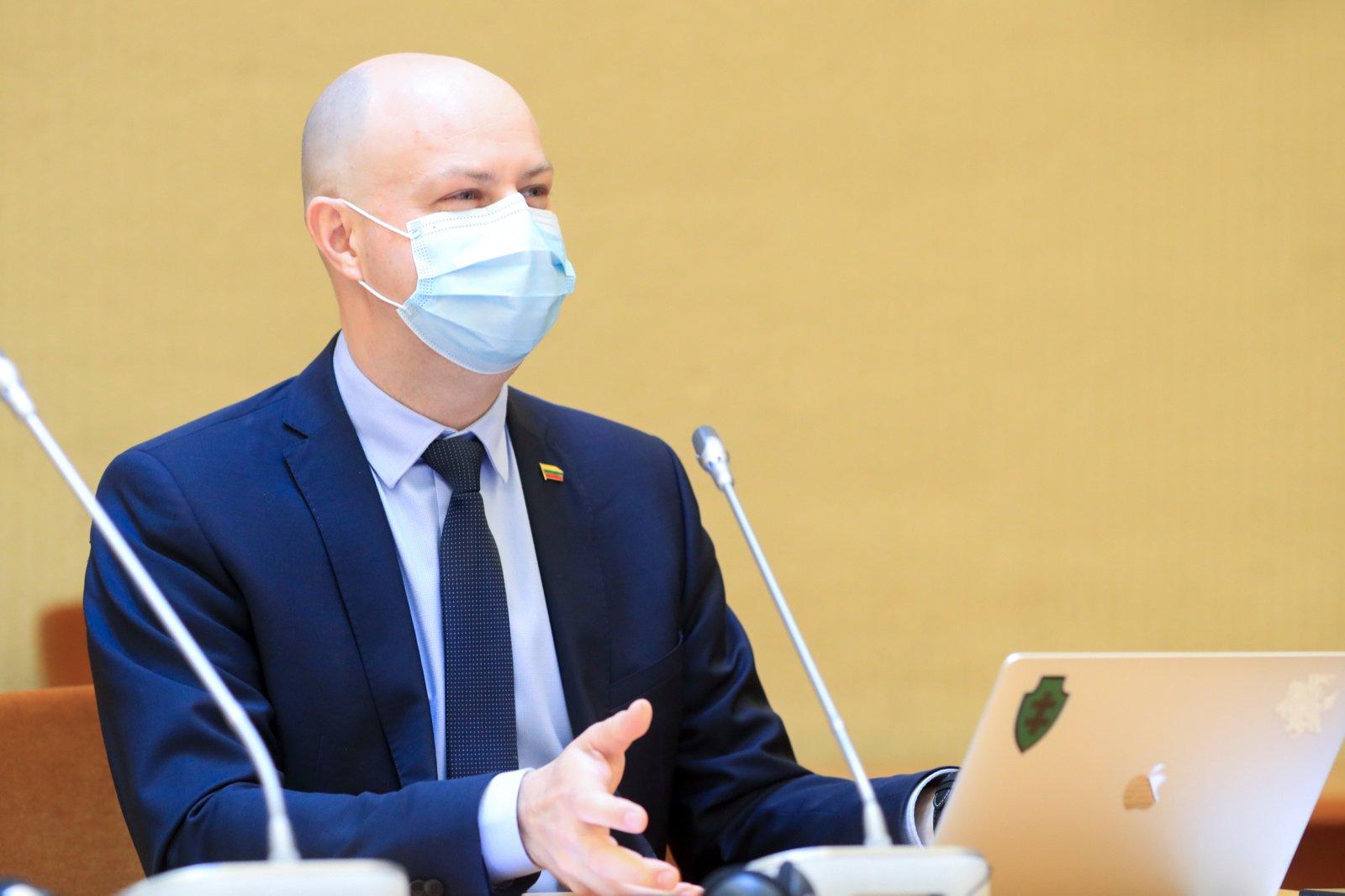 R. Karbauskis siūlo į Kauno merus kelti A. Verygą