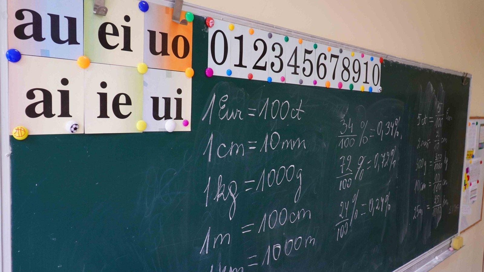 Specialiųjų poreikių turintiems mokiniams mokyklose leistų mokytis iki 23 metų