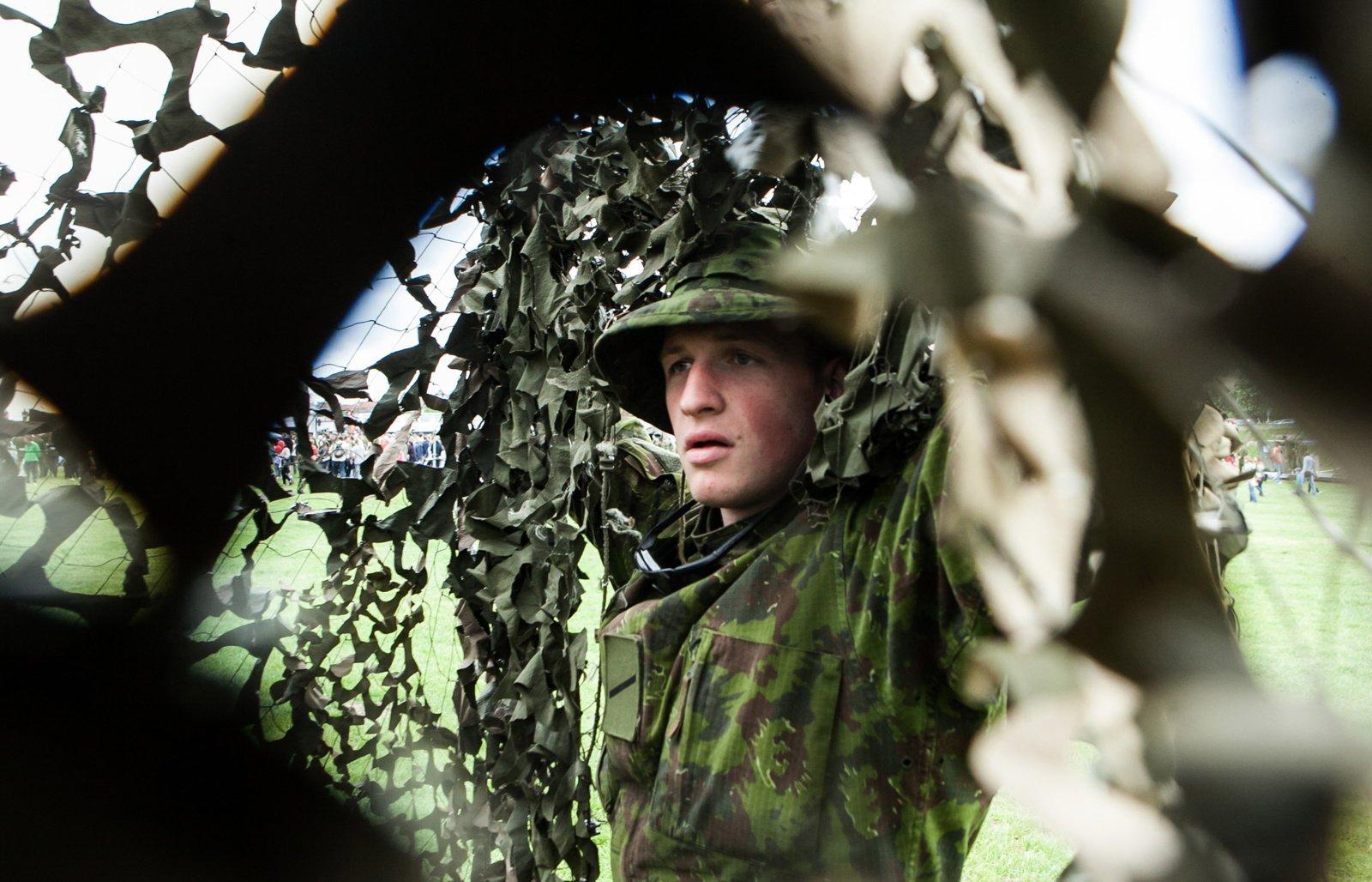 Lietuva didins finansavimą gynybai iki 2,5 proc. 2030 metais