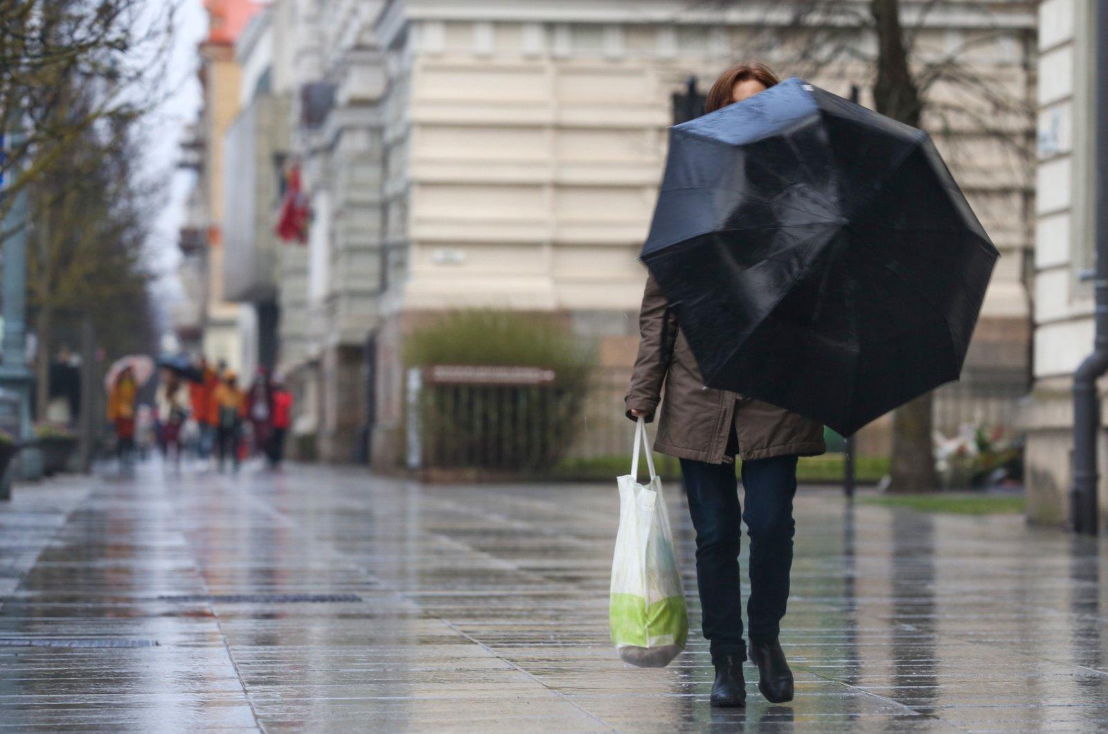 Orai: bus daugiau šilumos, tik vargu ar tai paguos