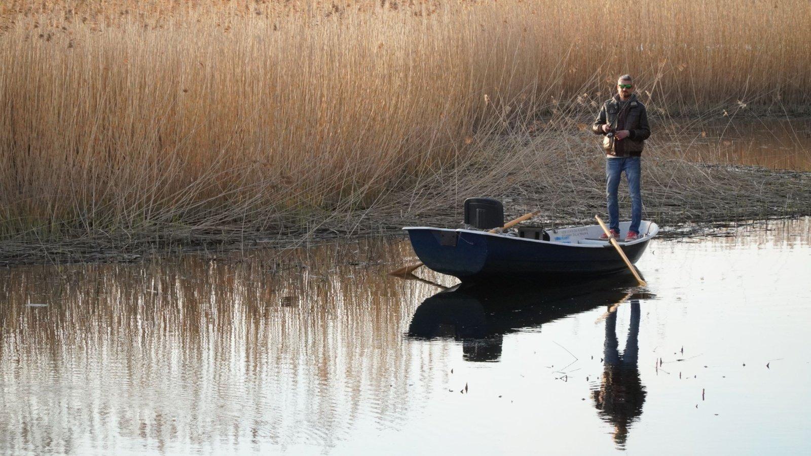Zarasų rajone išgelbėtas iš valties iškritęs vyras