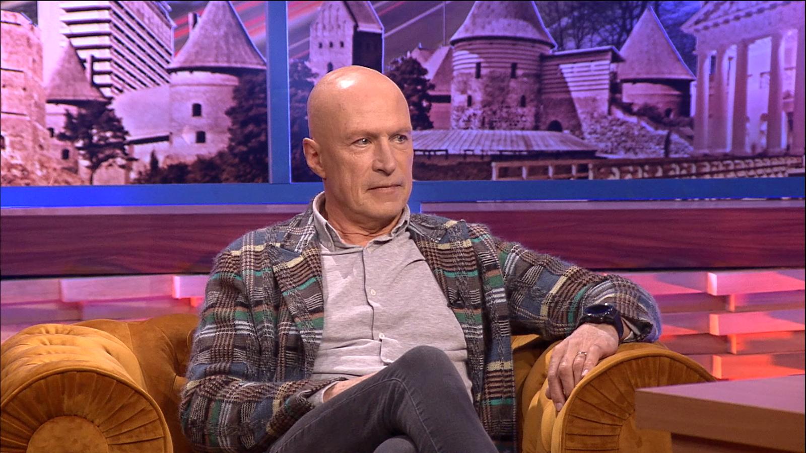 Dainininkas Egidijus Sipavičius apie vaikų auklėjimą: galiu drožti smegenis tris kartus į dieną, tik ar to reikia?