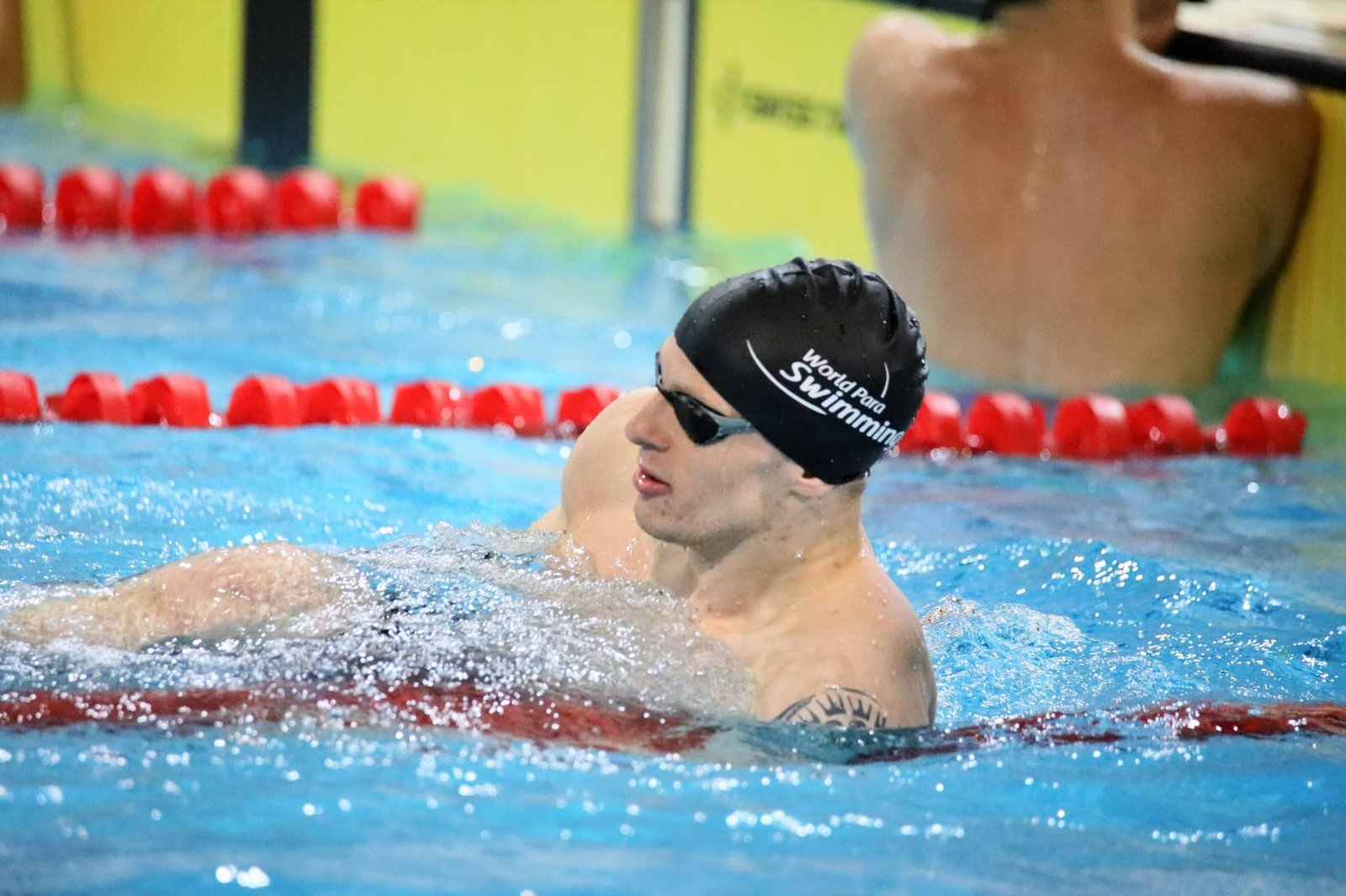 Lietuvos paralimpietis Edgaras Matakas – triskart Europos čempionas